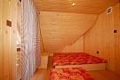 Drevenica Franz - spálňa